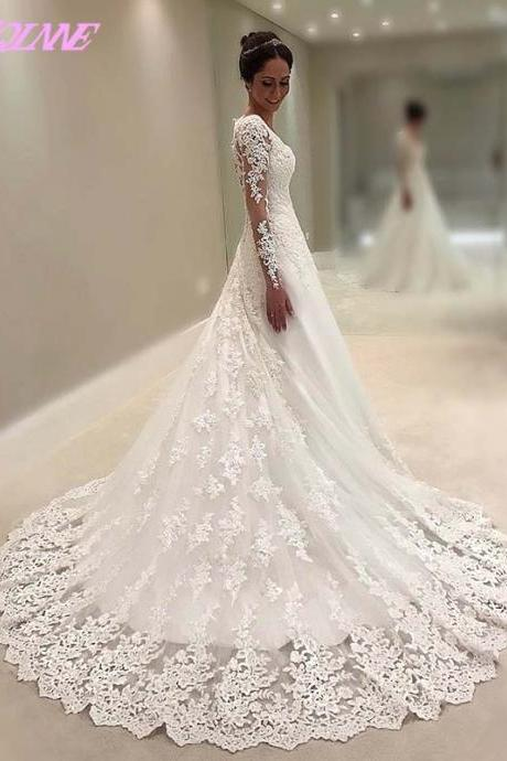 Ivory Wedding Dress,Bridal Dresses,Wedding Gown,Bridal Gowns,Spaghetti Wedding Dress,Lace-up Wedding Dresses
