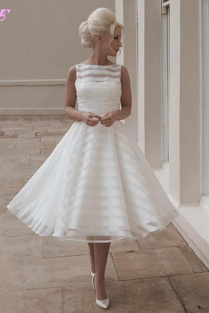 White Bridal Dresses,Wedding Dress