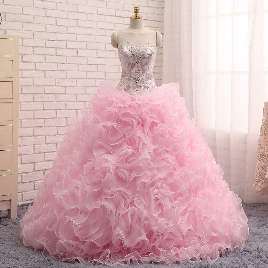 a125c7a661d Sweetheart Quinceanera Dresses